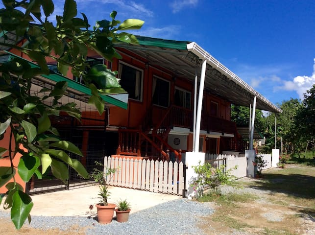 Comfortable house  in Kota Marudu North Borneo.