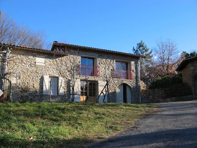 Gite campagne Ardèche