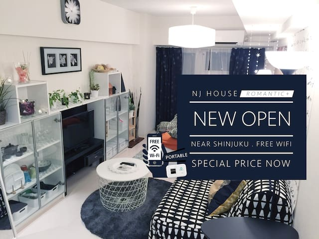 NEW OPEN! Everything is NEW. and Special Price NOW!