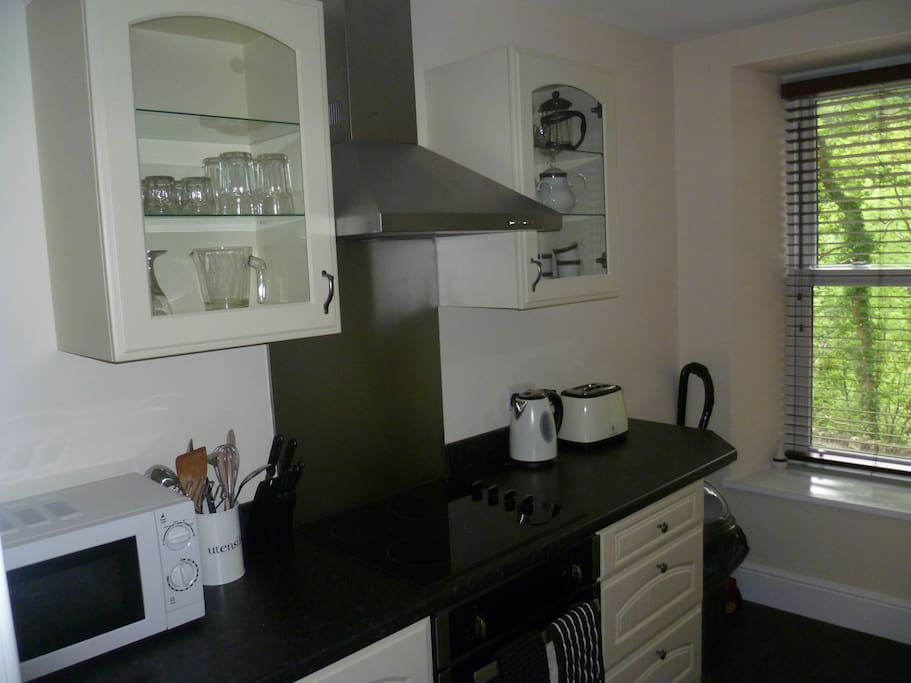 Fully Fitted Kitchens.