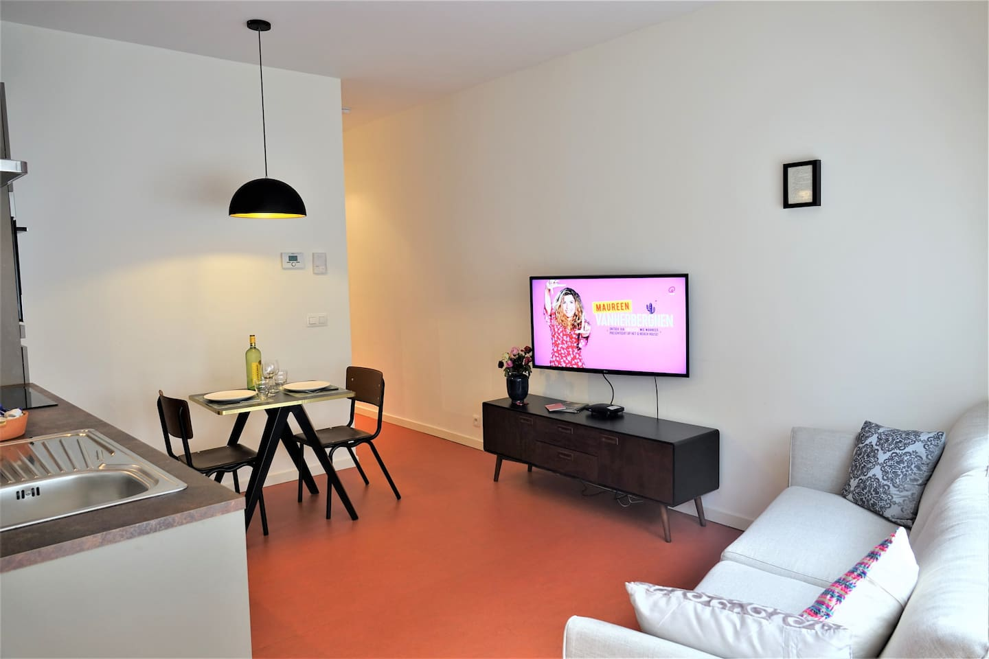 Cosy apartment at the best location in Antwerp