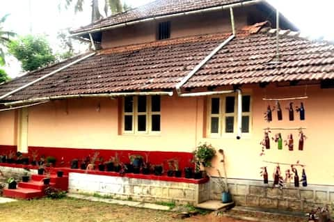 Coorg Scotland Antique Guest House Homestay