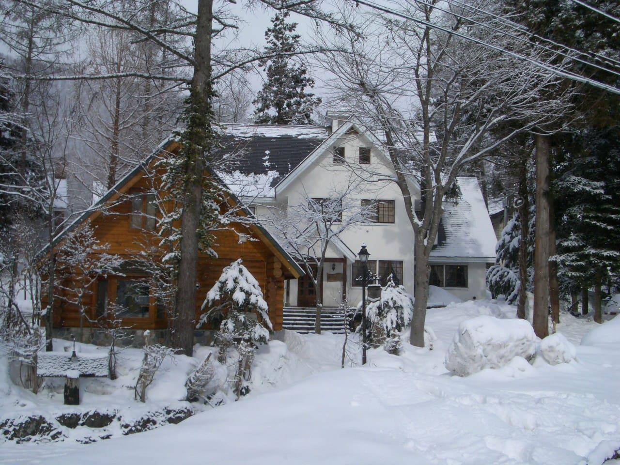 Kamishiro Mountain Lodge