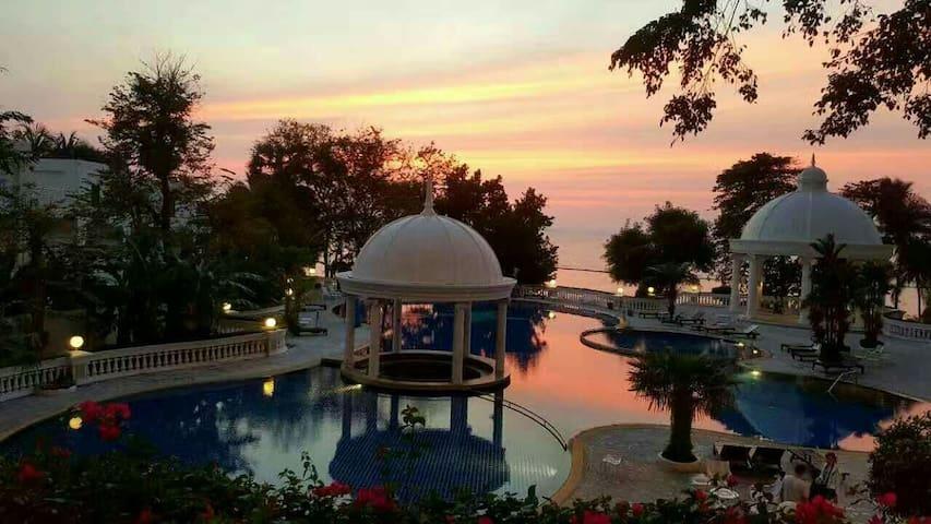 sky beach Pattaya - Muang Pattaya - Apartment
