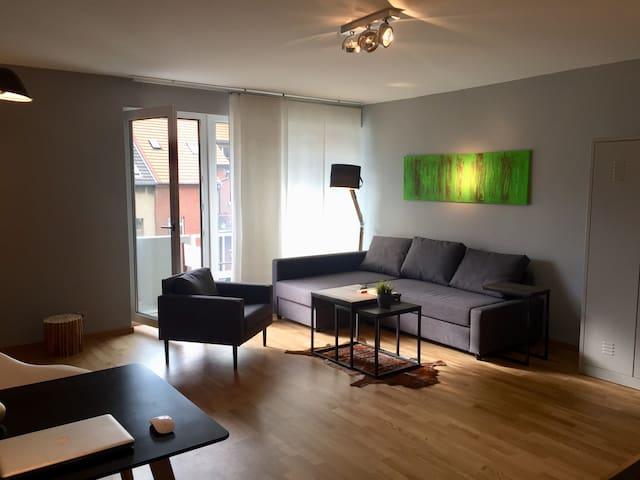 Design Appartement im Herzen von Düsseldorf