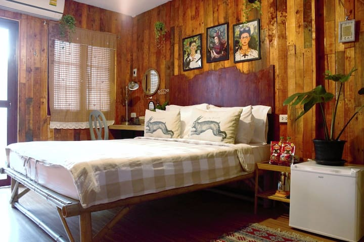 NEGO HOME/NO.1 Native Standard ROOM WITH BALCONY
