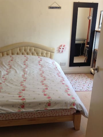 Central Covent Garden cosy bright double bedroom - Londýn - Dům