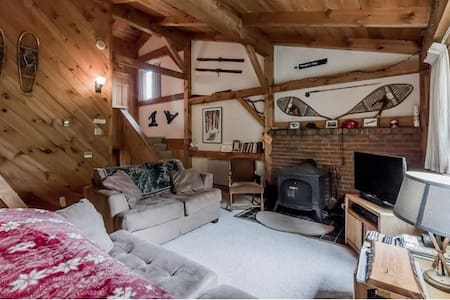Post & Beam, Ski-in/Ski-Out Birchwood Penthouse
