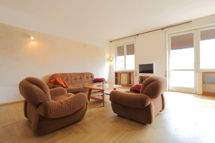 Aria, luce, spazio e calore - Belluno - Apartament