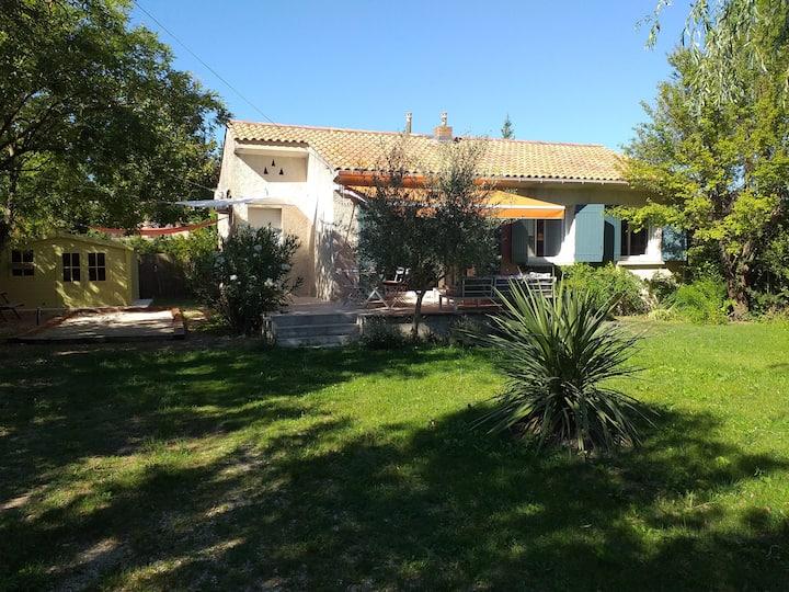 Villa LES VERTES EAUX