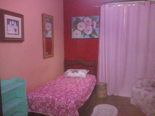Quarto confortável em Vila Isabel