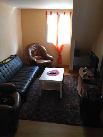 Beau T1 bis brestois - Brest - Lägenhet