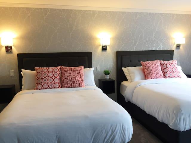 Bulkley Rental Suites - Family Room 5