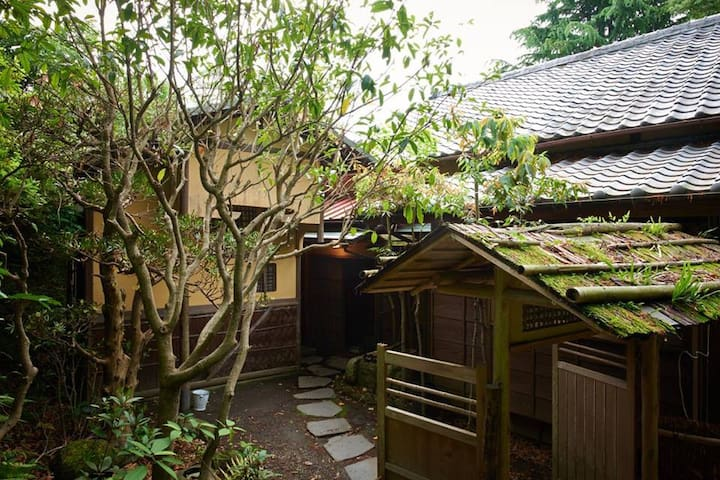 MIRAIE: a Japanese traditional  house - Kamakura - House