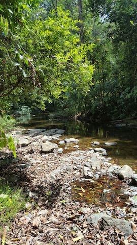 Casa de campo, con rio. - san vicente, Puriscal, San José Province, CR
