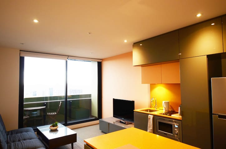 ★Melbournian Luxury Lifestyle 1BR★ - Carlton - Appartement