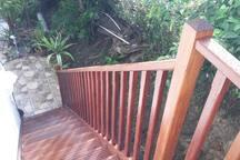 Autre vue de l'escalier