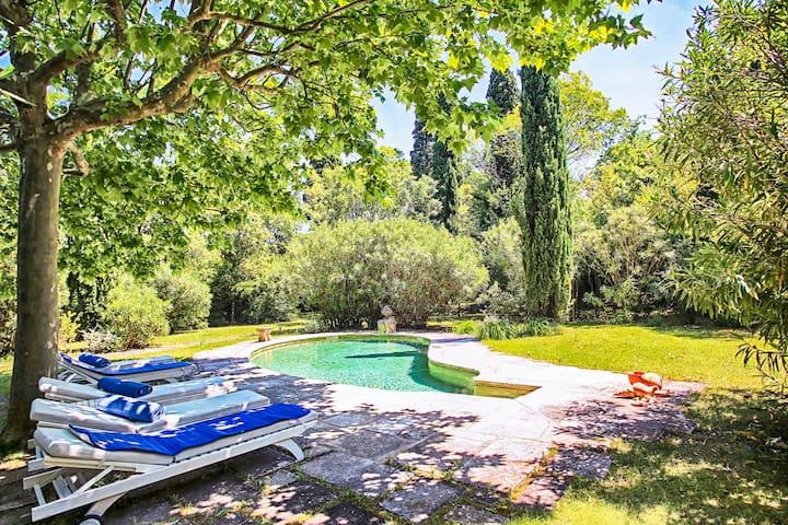 Villa Boulbon: 108207 - Castelnau-de-Brassac - 別荘