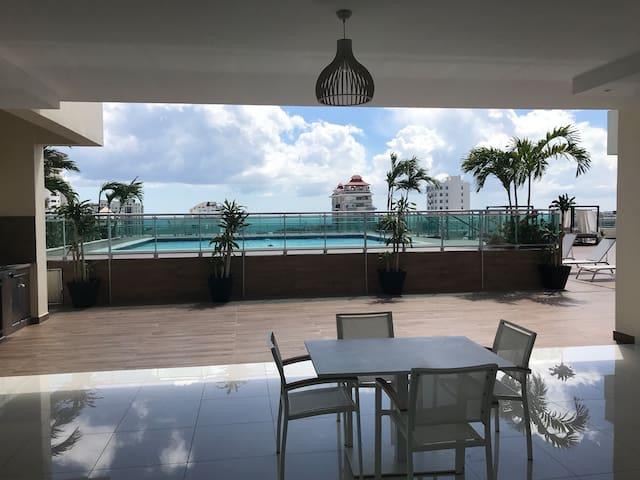 Beautiful Bella Vista full Apartment.