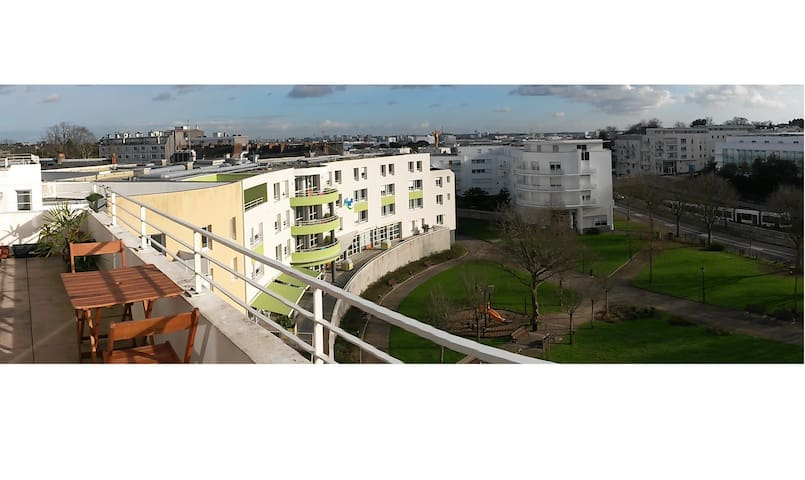 Chambre proche centre et Éléphant - Nantes