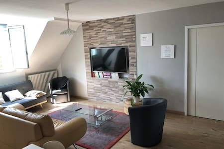 Appartement moderne hyper centre 75m²