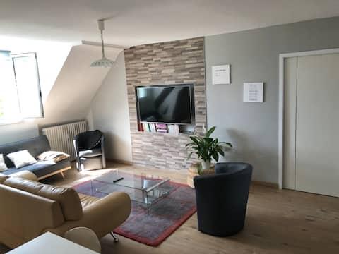 Modern apartment hyper center 75m²