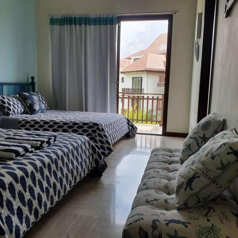 Harmony Double Bedroom at El Portillo Beach Club