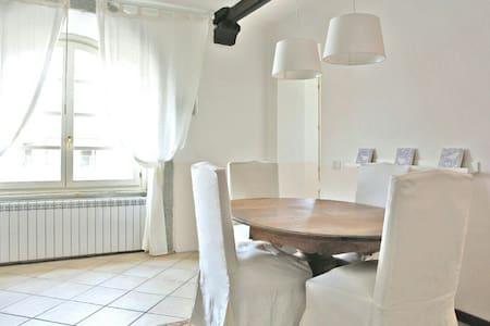 Bright 2 bedrooms flat - Magenta - Apartment
