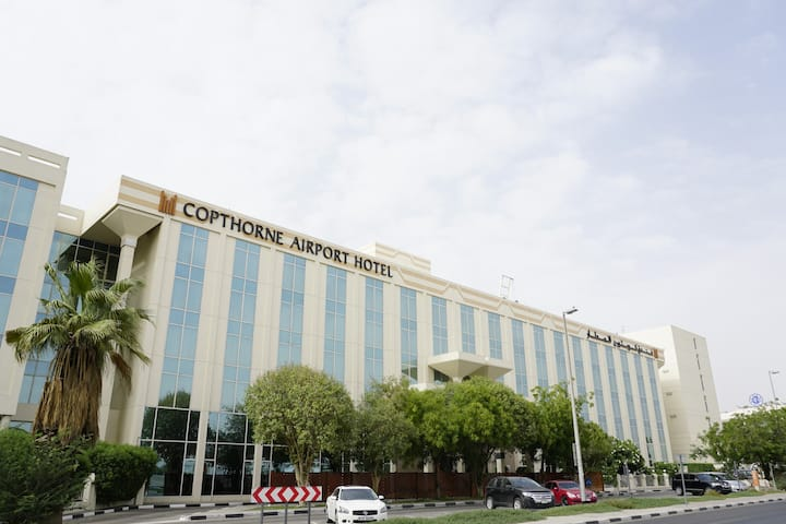 Studio Room at Copthorne Airport Hotel Dubai