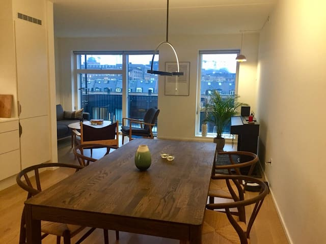 Chic Copenhagen flat for long-term rental