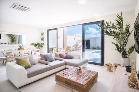 New Amazing 4BR 5BA @ BocaCatalina w/ Private Pool
