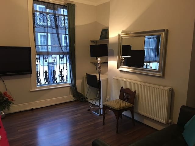 Central London Cosy Studio Flat, Perfect Reviews - London - Lägenhet