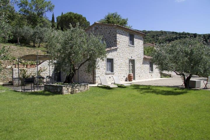 Villa Orlandicchio - คอร์โทนา - วิลล่า
