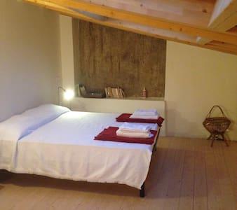 Loft Casa del Nespolo, Lago d'Iseo in Franciacorta - Pilzone