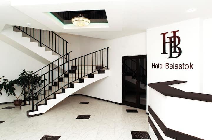 Отель Беласток