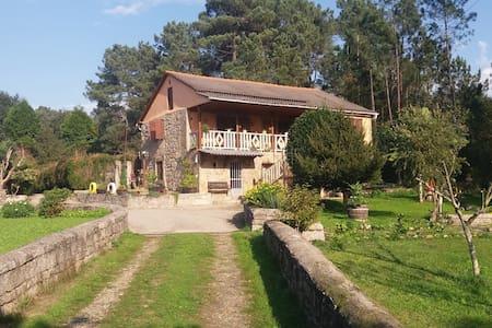casa de campo,cauntry house - Salvaterra de Miño - 独立屋
