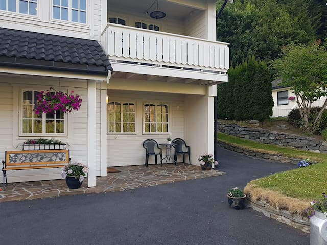 Apartment close to Geirangerfjorden