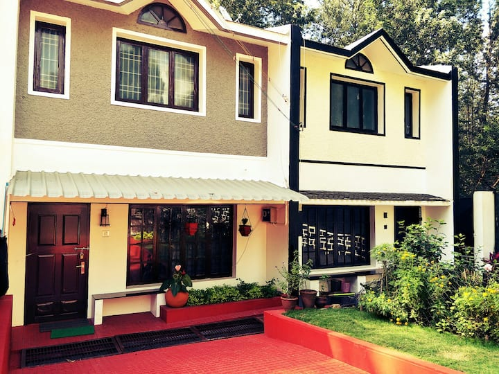 Silveroaks cottages,lake opp,Yercaud