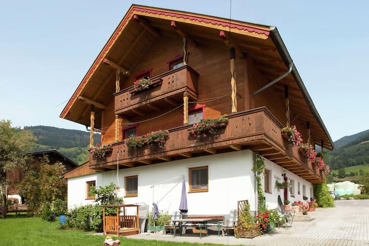 Acogedora casa en Piesendorf cerca de pistas de esquí