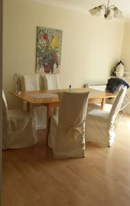 Dbl bedroom with ensuite, and TV. - Dublin - Lakás