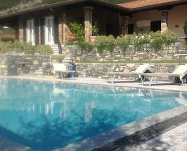 Lake Como, Villa The Olive Grove - Ossuccio