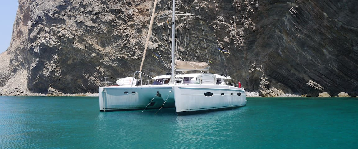 Ibiza: exclusive holidays in catamaran