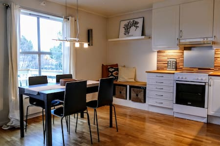 Modern and cosy appartment in  Røros. Relax