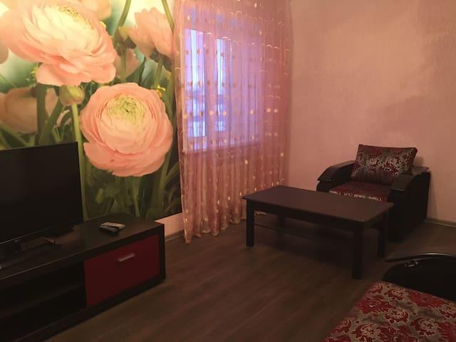 Апартаменты в клубном доме