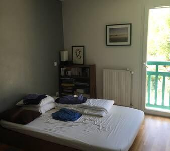 1 Chambre à louer à Biarritz (Côte des Basques) - Biarritz