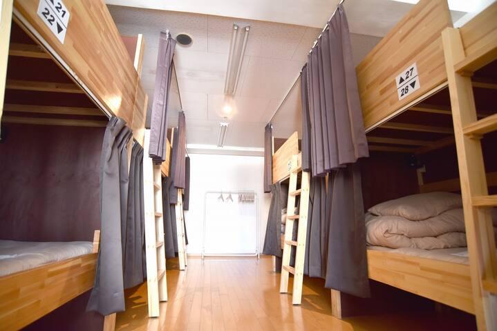 Mix Dormitory(PeacePark,Dome,conveniencestore,Wifi