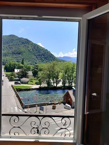 appartement lumineux au coeur des Pyrénées