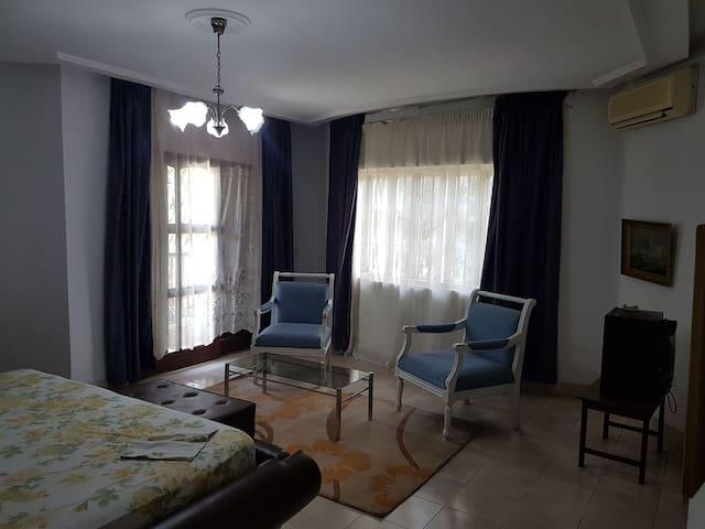 Appartement très spacieux et lumineux à Lomé
