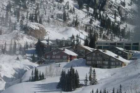 Superior Point Alta/Snowbird Condo - Alta - Pis