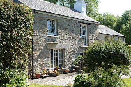 RYLANDS  COUNTRY HOUSE CORNWALL- - Cornwall - Casa